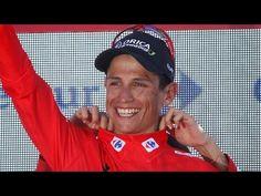 Esteban Chaves FAIL CHAMPAGNE - giro de Italia - YouTube