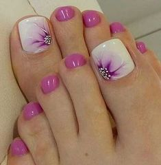 Summer is about to over so we wanted to gather the best toe nail art ideas that can inspire you this month. Different colors and nail designs can be...