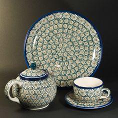 Polish pottery Bolesławiec