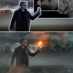 Wie viele Stunden Arbeit in diesen Bildern wohl steckt?