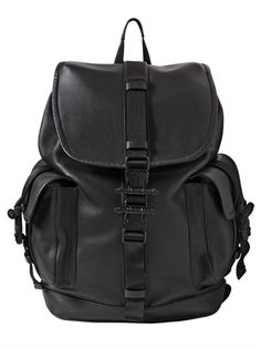 Givenchy Black Smooth Leather Obsedia Backpack for men Givenchy Backpack, Givenchy Man, Mens Essentials, School Boy, Luxury Shop, Black Backpack, Smooth Leather, Backpacks, Sneakers