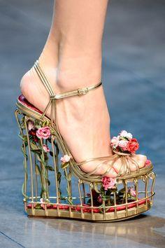 Dolce and Gabbana / Fashion Week Milan / 2013