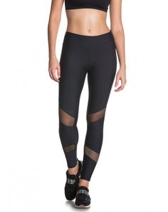 LEGGING MESH CUT