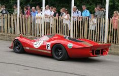 FORD P 68