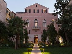 These are the world's best new hotels according to travel editors: Palazzo Venart, Italy.