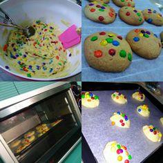 Baking Chocolate Nips Cookies. Thank you Dennie,  Caren and Louie. 12-28-16