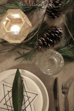 Scarlets Walk - Hyvinvointi, ruoka, sisustus ja hyvä elämä Christmas Decorations, Table Decorations, Marimekko, Christmas Inspiration, Diy, Furniture, Home Decor, Decoration Home, Bricolage