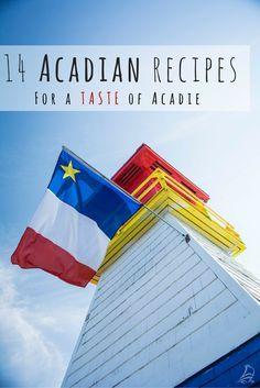 Nous Sommes Acadiens We Are Acadians