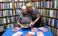Louise Brown: Britain's most avid reader, 91, borrows 25,000 library books