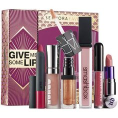 Sephora Favorites - Give Me Some Lip Set