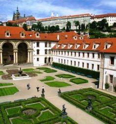 Wallenstein palace gardens, P, Czech republic, Europe