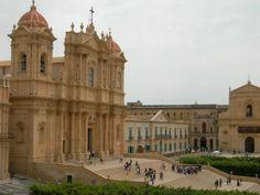 Noto- Sicilia-Italia