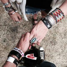 ROCK EN SEINE FESTIVAL W/ PULL AND BEAR