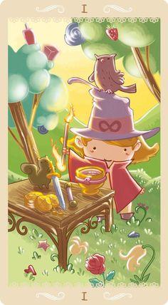 #ClippedOnIssuu from The Happy Tarot