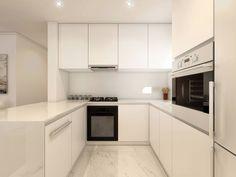 simple decor - kitchen