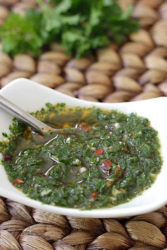 El Chimichurri es una receta muy popular en países como Argentina, Uruguay y…