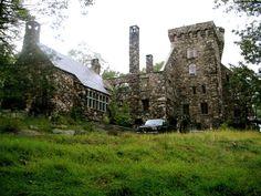 Abandoned Home of David Abercrombie, NY [OC] [1600x1200]