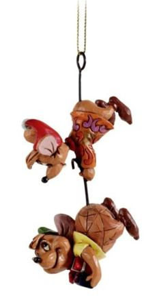 Disney Traditions Jaq & Gus Hanging Ornament 13193