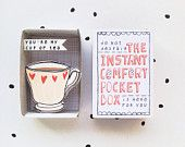 The Instant Comfort Pocket Box - Kim Welling