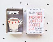 The Instant Comfort Pocket Box - Kim Welling