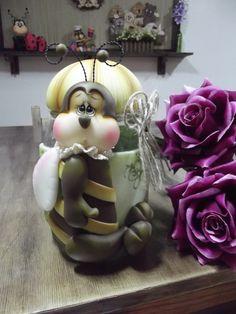 pote abelha | Ketlin Rocha Hoffmann | Elo7