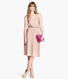 f5de9aecfcce Sleeveless Dress from  H M  24.95 DESCRIPTION Sleeveless