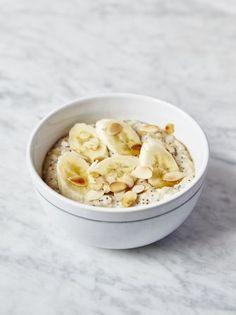 Jamie Oliver Banana And Cinnamon Porridge Fruit Recipes Jamie Oliver Recipes Cinnamon Porridge Recipes, Healthy Porridge Recipe, Healthy Breakfast Recipes, Breakfast Ideas, Easy Porridge Recipes, Healthy Breakfasts, Free Breakfast, Breakfast Bowls, Breakfast Time