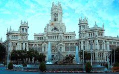 madrid, spain | Madrid Spain La Cibeles - Tavel Wallpapers Pictures - madrid-spain-la ...