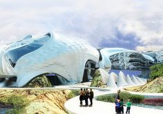Rio de Janeiro, Brazil, Rui Liu, Bartlett School of Architecture, grey water management, eco design, sustainable design, flooding prevention, environmental design, digital fabrication