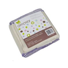 Osocozy Better Fit 6 Pack - Infant 4x8x4