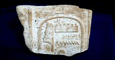 The ancient relic was spotted on display at an auction hall in London, Egyptian officials say. Indian Artifacts, Ancient Artifacts, Old Egypt, Ancient Egypt, Objets Antiques, Temple, Recent Discoveries, Premium Wordpress Themes, Drawing S