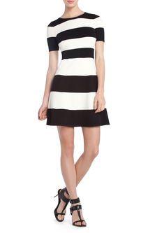 Lylah Striped Dress