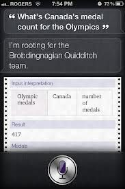 Siri is a Harry Potter fan. Ohmigoosh, guys.