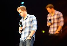 Prince Harry attends as Free The Children hosts debut UK global youth empowerment event, We Day at Wembley Arena on March 7, 2014