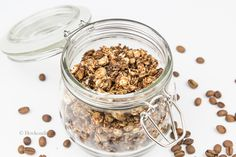 Coffee Protein Granola