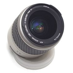 Minolta AF 28-100mm F3.5-5.6 D Standard Zoom LENS Sony A Alpha Digital VGCsilver