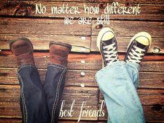cute best friend picture idea