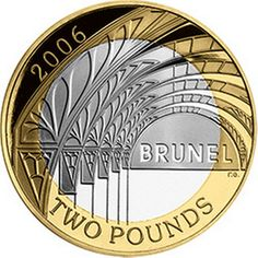 Royal Mint Coint Hunt 2 coins commonwealth games olympics and many Rare Coins Worth Money, Valuable Coins, Rare British Coins, Isambard Kingdom Brunel, Coin Design, Commonwealth Games, Coin Worth, Charles Darwin, World Coins