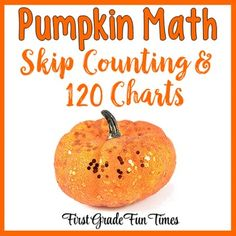I hope your kiddies enjoy this fall math skills set - great for morning work, homework, even assessments for the month of October. There are activities for various skip counting skills and 120 chart practice.  I also included blank pages for many activities for you to make more of your own!Updated 9/19/2016 20 more pages added.Please preview to see what's included.This is included in the Fall Bundle for October.Fall Bundle October ResourcesYou can see more fall resources here:Fall Resources…