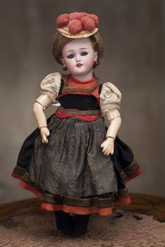 Beautiful Antique German Simon & Halbig doll