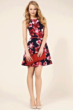 Formal dress easy