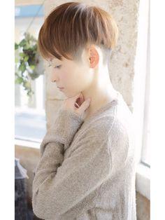 【+~ing】モダン×シック×ツーブロック【随原麻由】 - 24時間いつでもWEB予約OK!ヘアスタイル10万点以上掲載!お気に入りの髪型、人気のヘアスタイルを探すならKirei Style[キレイスタイル]で。