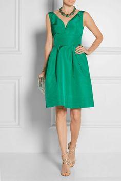 Vestidos de fiesta verdes 2016: Resalta tu belleza en la próxima boda Image: 10