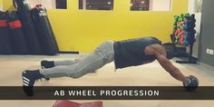 Follow this ab wheel progression guide that will teach you how to go from the beginning to the standing ab wheel rollout. #abwheel #absworkout