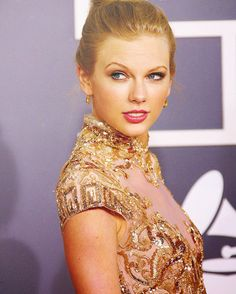 Taylor Swift. I can't help but like her