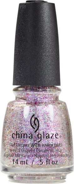China Glaze ULTA Exclusive Nail Lacquer with Hardeners Collection's use of extra pigments and dyes results in even durable coverage..