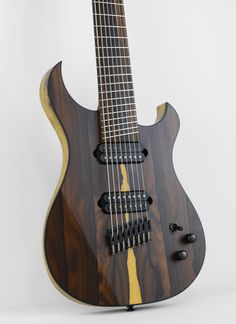 Chitarra elettrica di liuteria - Arda Guitars