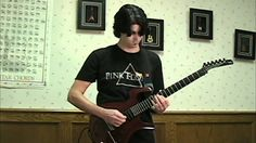 Baroque Insanity - Dan Mumm - Metal Guitar Counterpoint