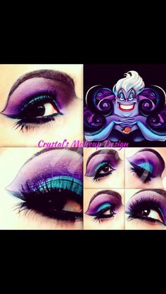 Ursula Make-Up