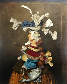Girl Oil on Canvas 100x81cm